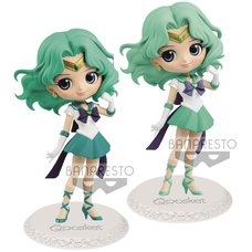 Q Posket Sailor Moon Eternal the Movie Super Sailor Neptune