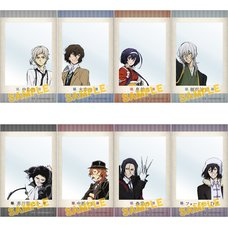 Bungo Stray Dogs Sharing Memories Collection Memo Pad Box Set