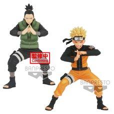 Naruto: Shippuden -Vibration Stars- Shikamaru Nara & Naruto Uzumaki