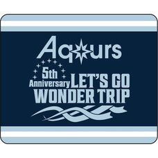 Love Live! Sunshine!! Aqours 5th Anniversary LoveLive! ~LET'S GO WONDER TRIP~ Wristband