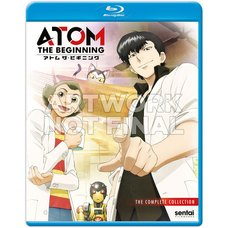 Atom: The Beginning Blu-ray