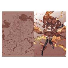 Granblue Fantasy Anthuria Clear File