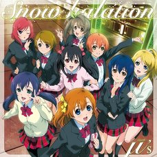 Snow Halation (w/ DVD) | TV Anime Love Live! CD Single