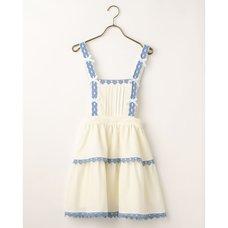 LIZ LISA Apron-style Jumper Skirt