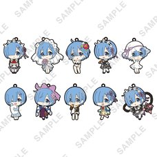 Re:Zero -Starting Life in Another World- Various Memories with Rem Trading Rubber Strap Collection Box Set