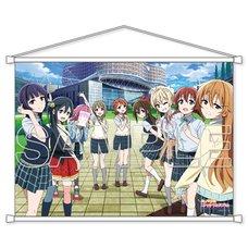 Love Live! Nijigasaki High School Idol Club B2-Size Tapestry Vol. 3