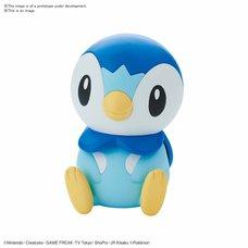 Pokémon Model Kit Quick!! 06: Piplup