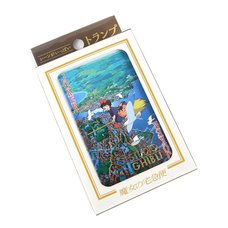 Kiki's Delivery Service Movie Scenes Playing Cards