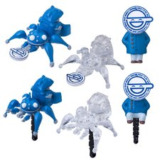 Ghost in the Shell S.A.C. Tachikoma Earphone Jack Mascots Vol. 2