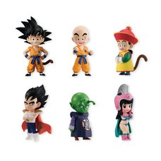 Dragon Ball Adverge EX Dragon Children Vol. 1