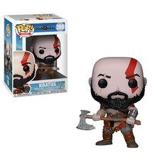 Pop! Games: God of War - Kratos w/ Axe