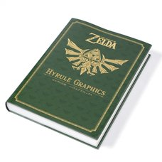 The Legend of Zelda: Hyrule Graphics