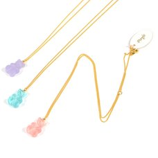 gargle Gummy Bear Necklace