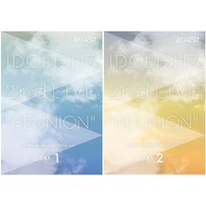 IDOLiSH 7 2nd Live Reunion DVD