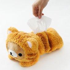 Nonbiri Neko Rilakkuma Tissue Box Cover