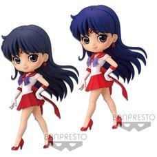 Q Posket Sailor Moon Eternal Super Sailor Mars