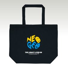 NEOGEO Label Black Tote Bag