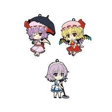 Nendoroid Plus Rubber Straps Touhou Project  Ver. 2