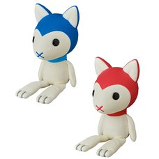 Ultra Detail Figure Studio Chizu Series 2: Wolf Children Plush Figure