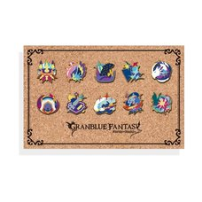 Granblue Fantasy Eternals Pin Set