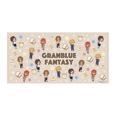 Granblue Fantasy Fes 2019 Big Towel