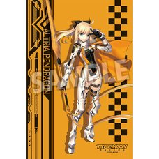 TYPE-MOON Racing Fate 15th Anniversary Edition Altria Pendragon (Armor Ver.) Big Towel