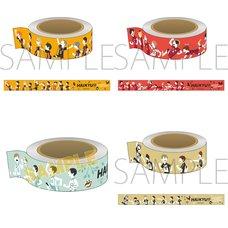 Haikyu!! Yuru Palette Masking Tape