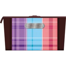 Love Live! Nijigasaki High School Idol Club Shuffle Festival in School Plaid Pouch