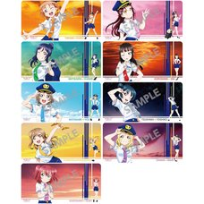 Love Live! Sunshine!! Pilot Ver. Desk Mat Collection