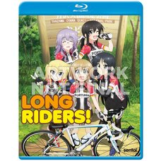 Long Riders Blu-ray