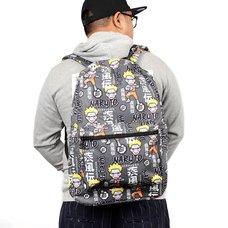 Naruto Shippuden Sublimated Backpack