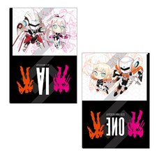 IA 8th & ONE 5th Anniversary Clear File Set