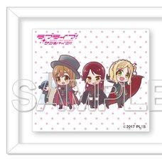Love Live! Sunshine!! Aqours Frame Collection: Riko & Yoshiko & Hanamaru & Mari