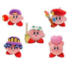 Kirby Plush Collection Vol. 2