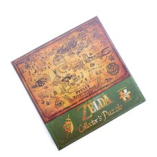 The Legend of Zelda Collector's Map Puzzle