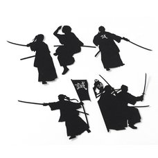 Bakumatsu Removable Wall Stickers
