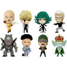 16d Trading Figure Collection: One-Punch Man Vol. 2 Box Set