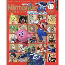 Nintendo Dream November 2021