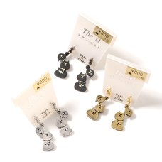 Osewaya Cat Tower Earrings
