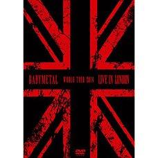 BABYMETAL Live in London - BABYMETAL World Tour 2014 DVD