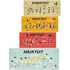 Haikyu!! Yuru Palette Towel