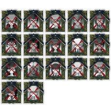 Danganronpa Portrait Acrylic Badge Collection Vol. 1