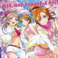 Love Live! School Idol Festival Collaboration Single: WAO-WAO Powerful day!