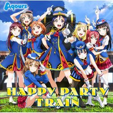 Love Live! Sunshine!! 3rd Single CD Happy Party Train w/ Blu-ray