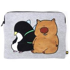 Wombat-san Futari wa Kimazui Wombat-san & Fairy-san Pouch