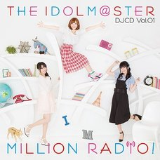 The Idolmaster Million Radio! DJ CD Vol. 1 (Regular Edition)
