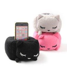 Osumashi Pooh-chan Smartphone Stand