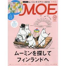 Moe November 2018