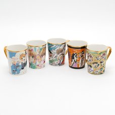 CLAMP 30th Anniversary Full-Color Mug Collection
