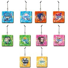 Dramatical Murder Mega Size Mobile Cleaners